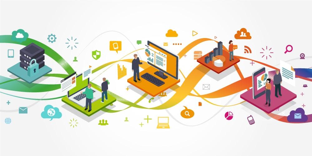 Quatro Pilares Que Sustentam A Transformação Digital